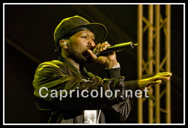 50 Cent en Tenerife