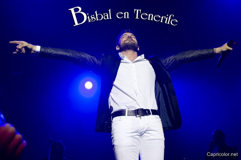 David Bisbal en Tenerife
