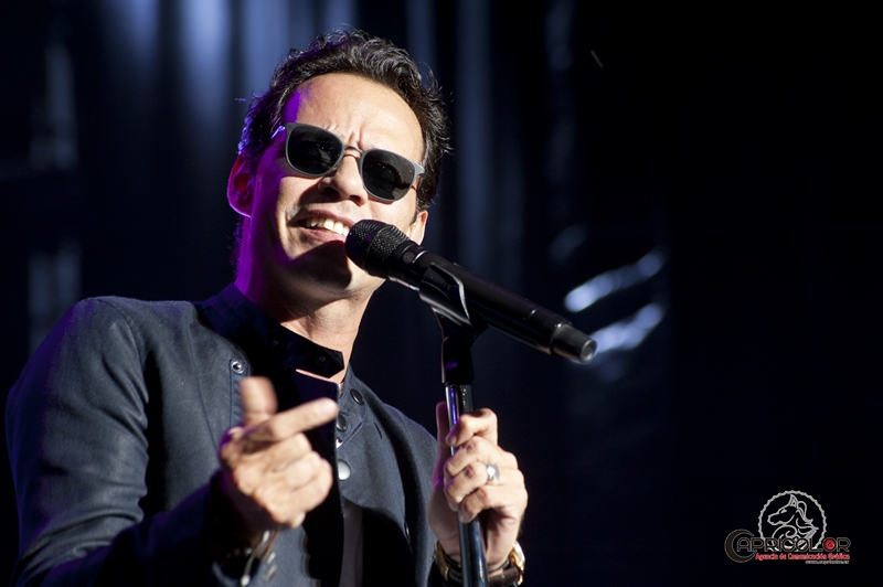 Marc Anthony en Tenerife