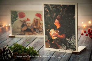 FOTOMADERA 15X20 (INCLUYE SOPORTE) Tus fotos en un soporte muy natural